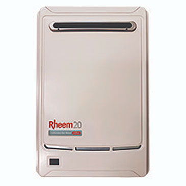 Rheem 4 Star Gas Continuous Flow